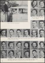 1956 McAlester High School Yearbook Page 40 & 41