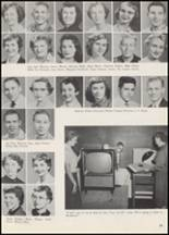 1956 McAlester High School Yearbook Page 42 & 43
