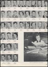 1956 McAlester High School Yearbook Page 48 & 49
