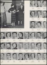 1956 McAlester High School Yearbook Page 52 & 53