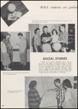 1956 McAlester High School Yearbook Page 56 & 57
