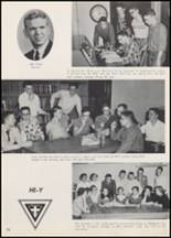 1956 McAlester High School Yearbook Page 80 & 81