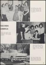 1956 McAlester High School Yearbook Page 84 & 85