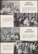 1956 McAlester High School Yearbook Page 86 & 87
