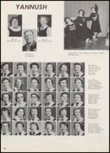 1956 McAlester High School Yearbook Page 90 & 91