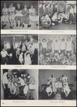 1956 McAlester High School Yearbook Page 92 & 93