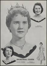 1956 McAlester High School Yearbook Page 108 & 109