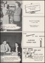 1956 McAlester High School Yearbook Page 122 & 123