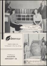 1956 McAlester High School Yearbook Page 124 & 125