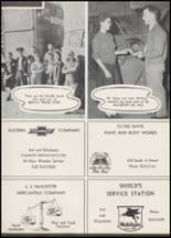 1956 McAlester High School Yearbook Page 128 & 129