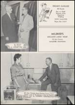 1956 McAlester High School Yearbook Page 134 & 135