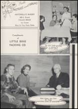 1956 McAlester High School Yearbook Page 140 & 141