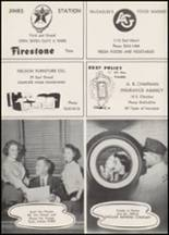 1956 McAlester High School Yearbook Page 142 & 143