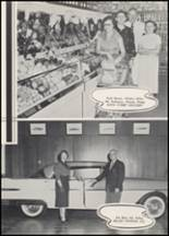 1956 McAlester High School Yearbook Page 148 & 149