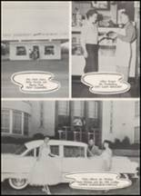 1956 McAlester High School Yearbook Page 154 & 155