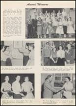 1956 McAlester High School Yearbook Page 164 & 165