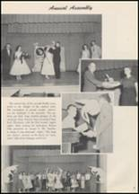 1956 McAlester High School Yearbook Page 166 & 167