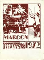 1972 Yearbook Champaign Central High School