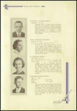 1936 Crosby High School Yearbook Page 38 & 39