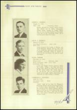 1936 Crosby High School Yearbook Page 60 & 61