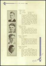 1936 Crosby High School Yearbook Page 64 & 65