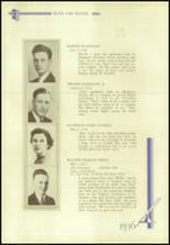 1936 Crosby High School Yearbook Page 68 & 69