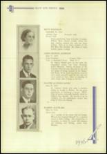 1936 Crosby High School Yearbook Page 78 & 79