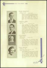 1936 Crosby High School Yearbook Page 84 & 85