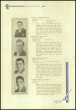 1936 Crosby High School Yearbook Page 98 & 99