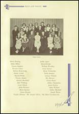 1936 Crosby High School Yearbook Page 154 & 155