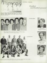 1963 Willow Glen High School Yearbook Page 20 & 21