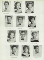 1963 Willow Glen High School Yearbook Page 32 & 33