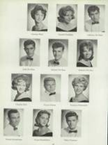 1963 Willow Glen High School Yearbook Page 34 & 35