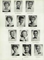 1963 Willow Glen High School Yearbook Page 38 & 39