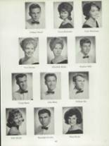 1963 Willow Glen High School Yearbook Page 46 & 47