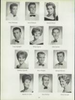 1963 Willow Glen High School Yearbook Page 56 & 57