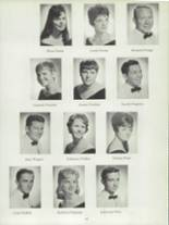 1963 Willow Glen High School Yearbook Page 58 & 59