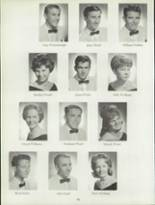 1963 Willow Glen High School Yearbook Page 60 & 61