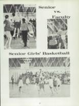 1963 Willow Glen High School Yearbook Page 100 & 101