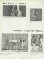 1963 Willow Glen High School Yearbook Page 102 & 103