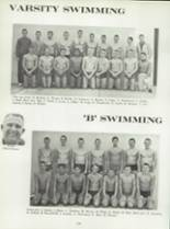 1963 Willow Glen High School Yearbook Page 142 & 143