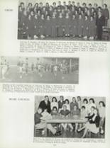 1963 Willow Glen High School Yearbook Page 164 & 165