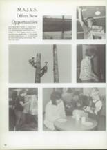1976 Philo High School Yearbook Page 72 & 73
