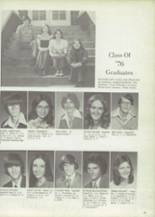 1976 Philo High School Yearbook Page 98 & 99