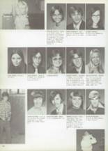 1976 Philo High School Yearbook Page 108 & 109