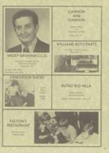 1976 Philo High School Yearbook Page 136 & 137