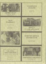 1976 Philo High School Yearbook Page 138 & 139