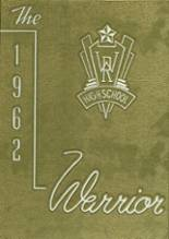 1962 Yearbook Warrior Run High School