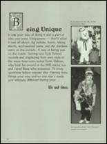 1989 Eula High School Yearbook Page 14 & 15