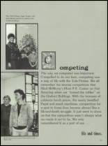 1989 Eula High School Yearbook Page 16 & 17